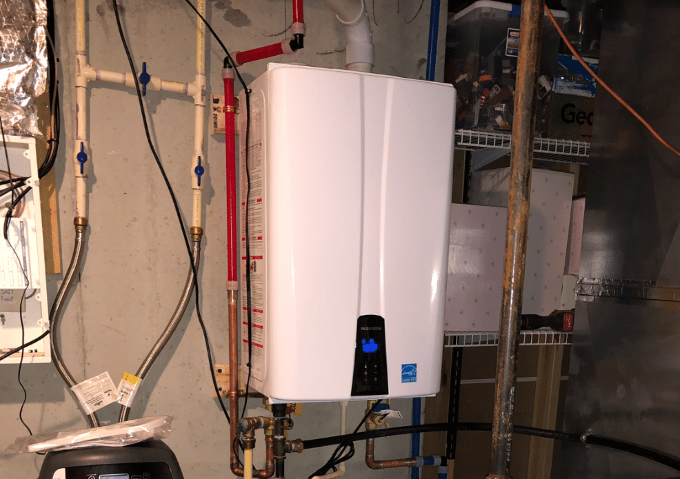 Tankless Water Heater Repair - Tactical Plumbing, LLC