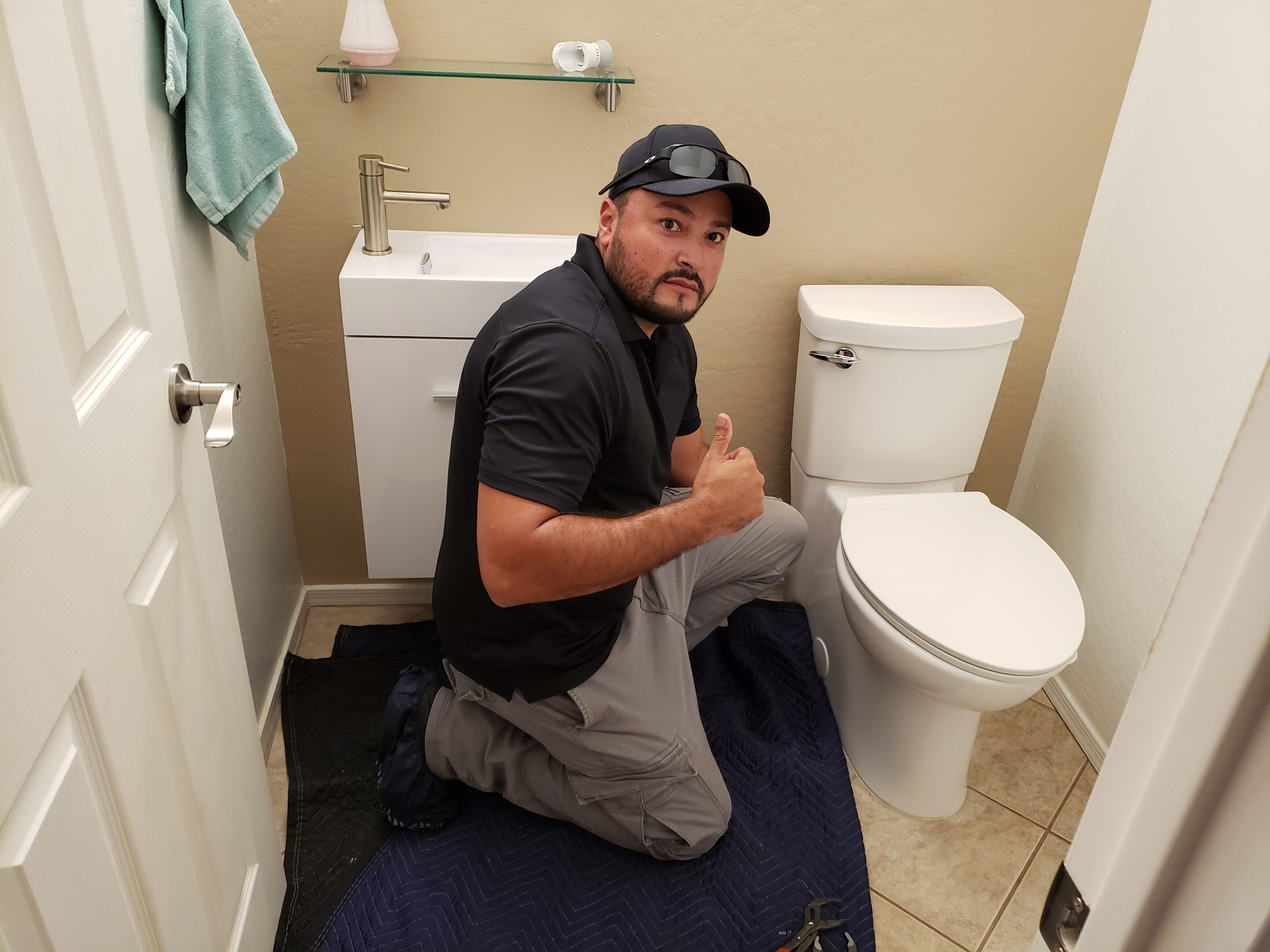 Toilet, Faucet and More Service - Tactical Plumbing LLC