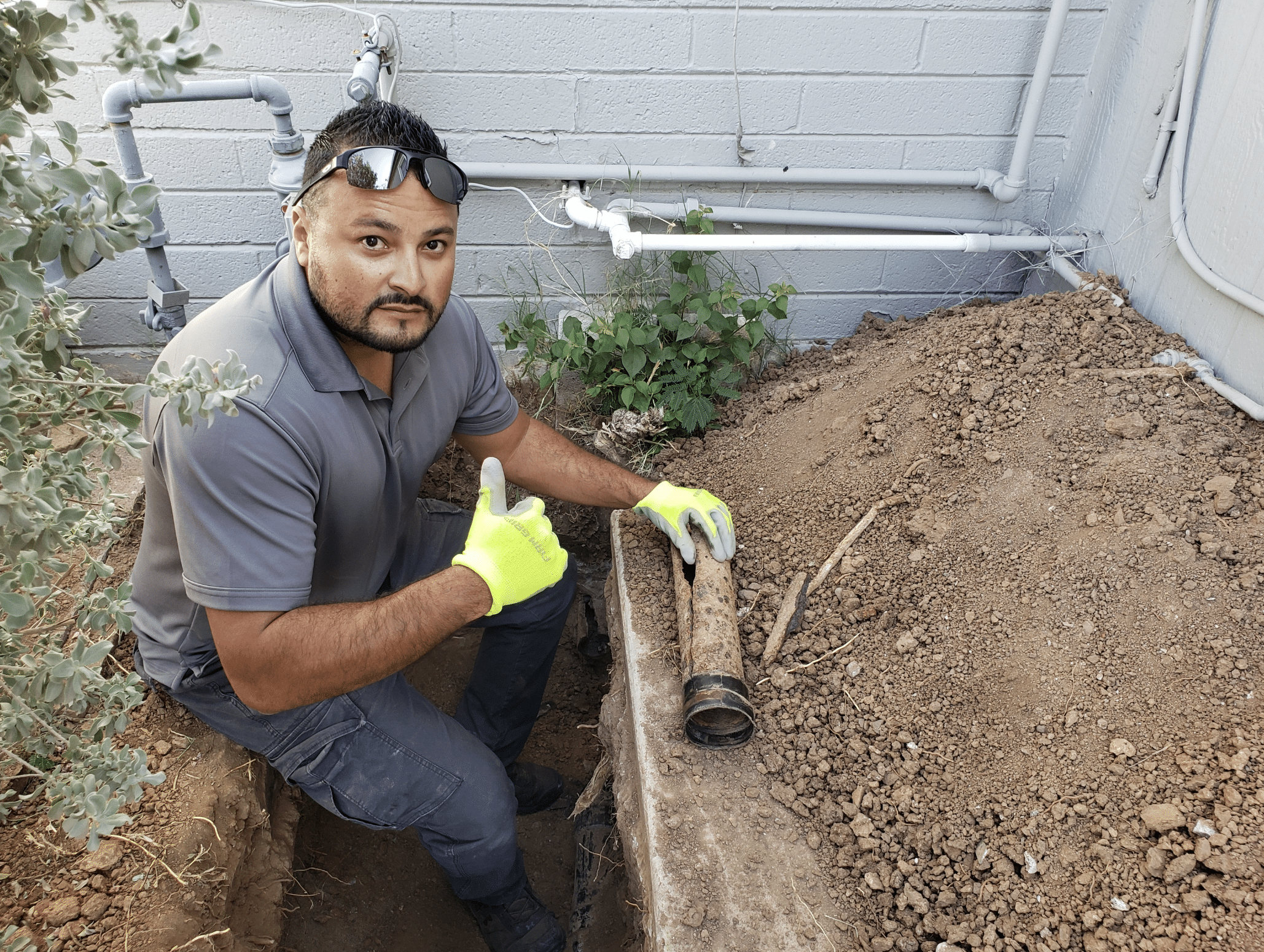 Sewer Line Repair and Replacement - Tactical Plumbing, LLC